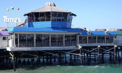 Tony's on the Pier