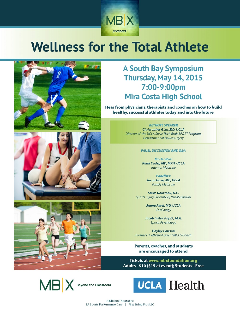 Wellness for the Total Athlete | Redondo Beach Chamber of